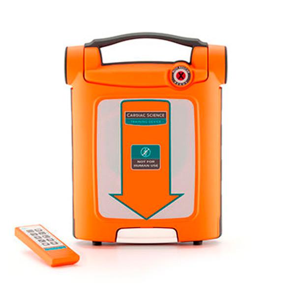 defibrilatör eğitim cihazı