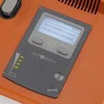 g5a 26a mobil defibrilatör panel