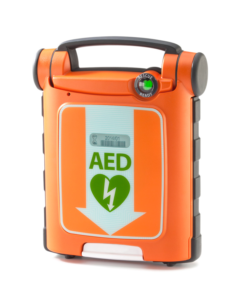 otomatik eksternal defibrilatör g5